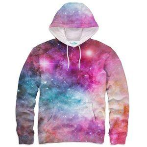 Tops - Galaxy Hoodie